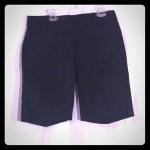 Black Ann Taylor Shorts